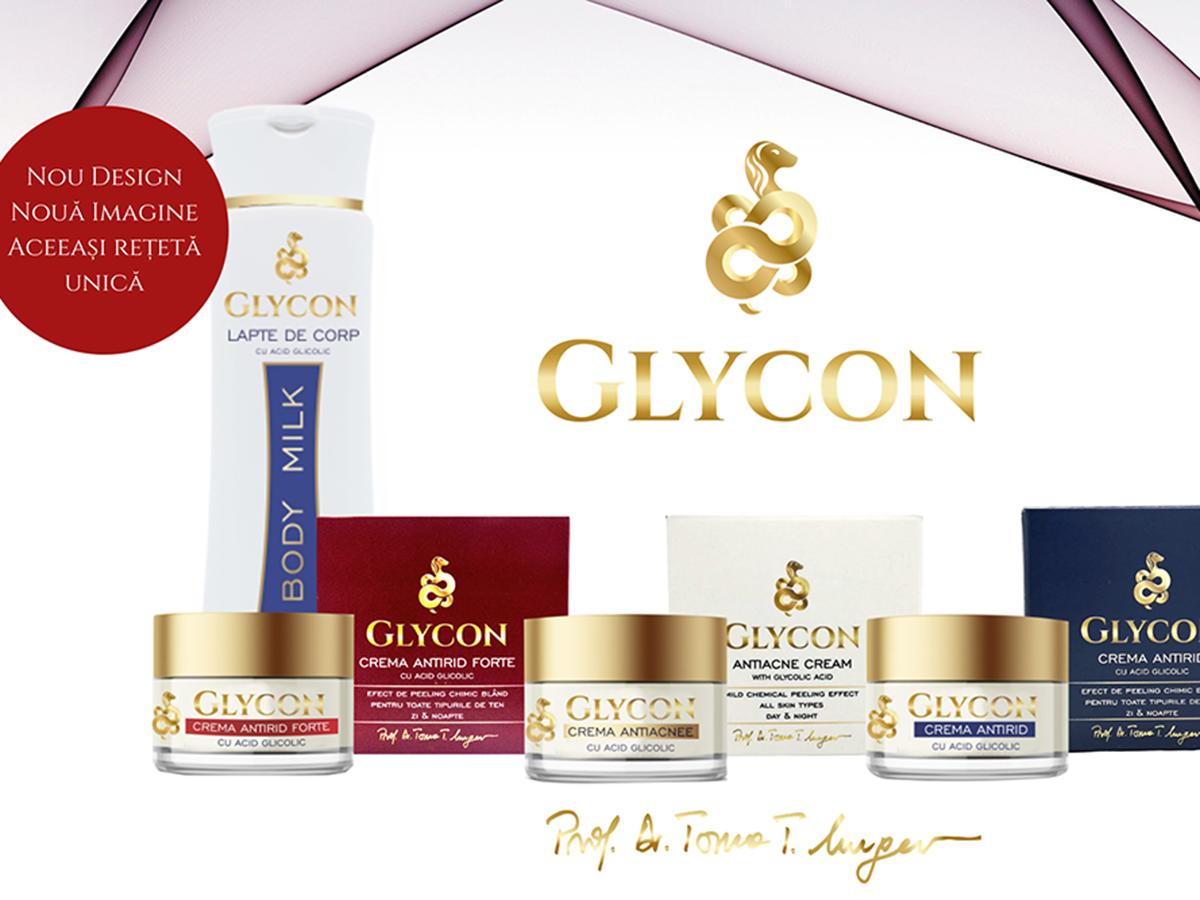 Produsele Glycon